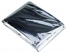 ACE CAMP nouzová deka stříbrná