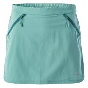 ELBRUS Palmar Skirt Wo's - beryl green/north sea