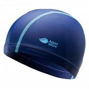AQUAWAVE Dryspand JR Cap - blueprint/blue curacao